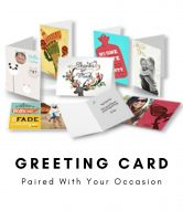 Large Greeting Card