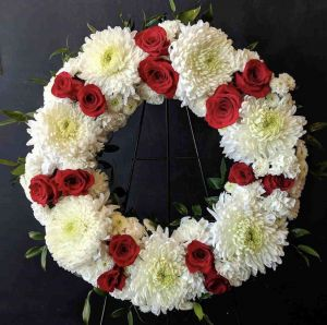Enduring Strength Wreath